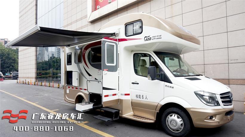 奔驰斯宾特房车-凯伦宾威超豪华房车,三床双厨房双淋浴