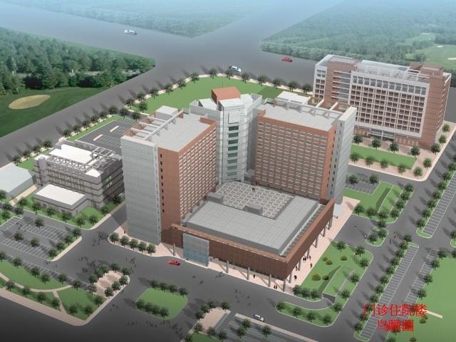 清华大学新建附属医院---清华长庚医院的建设