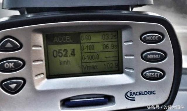 百公里6.9秒 高尔夫rline动力改装
