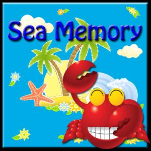 海洋动物记忆游戏