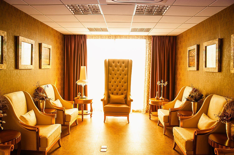 欧式庄园风格室内设计