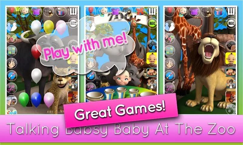 说到babsy婴儿在动物园下载