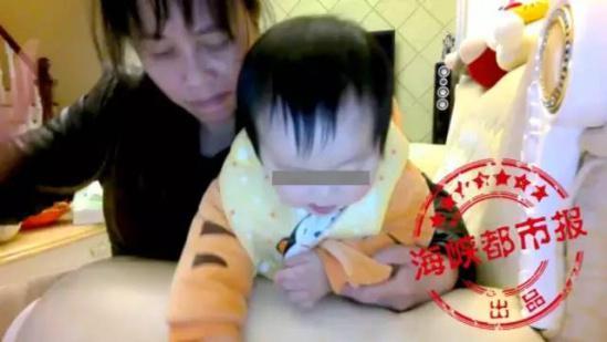 【转】北京时间      保姆掌掴1岁幼儿 捏鼻强灌米糊孩子险窒息 - 妙康居士 - 妙康居士~晴樵雪读的博客
