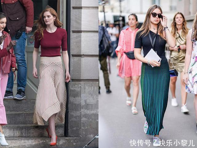 还没瘦下来的女生看过来,这几条裙子很显瘦