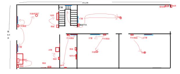 新房暗线电路安装解析