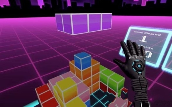 VR游戏《块波VR》上架Steam