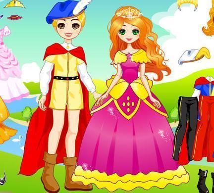 城堡公主和王子作品集