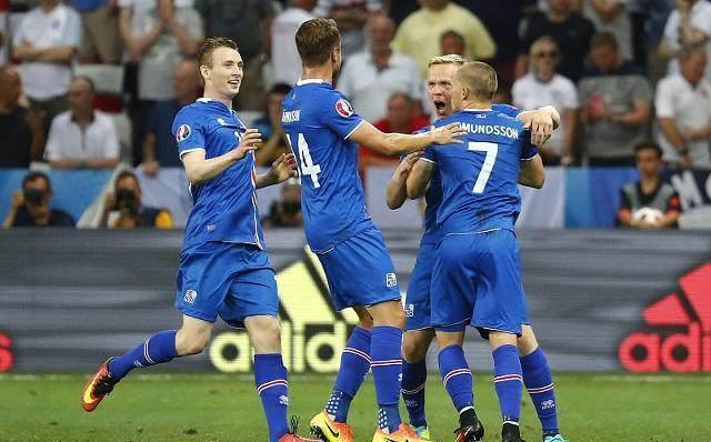 世界杯冰岛逼平阿根廷队,冰岛:很轻松!