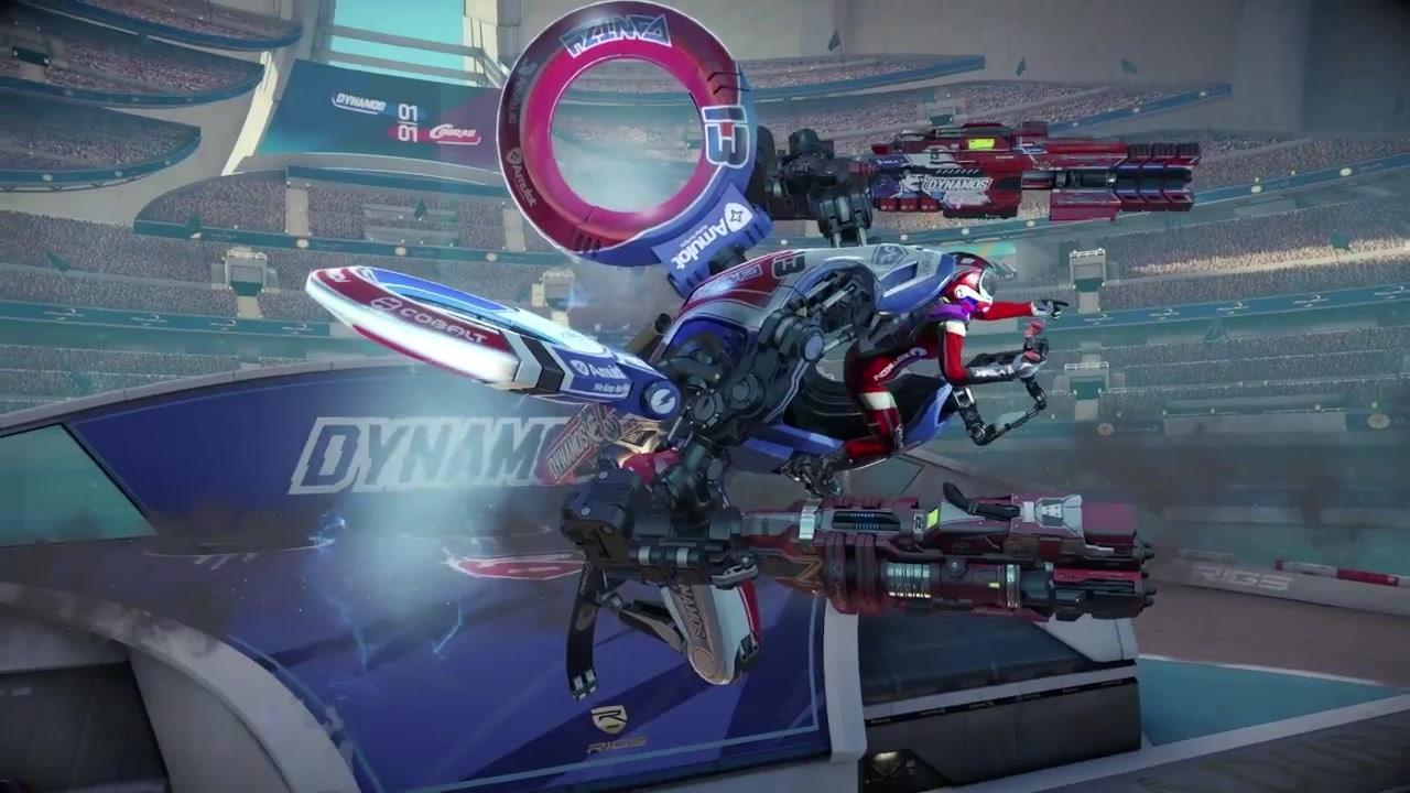 《RIGS:机械化战斗联盟》确认支持PS4 Pro