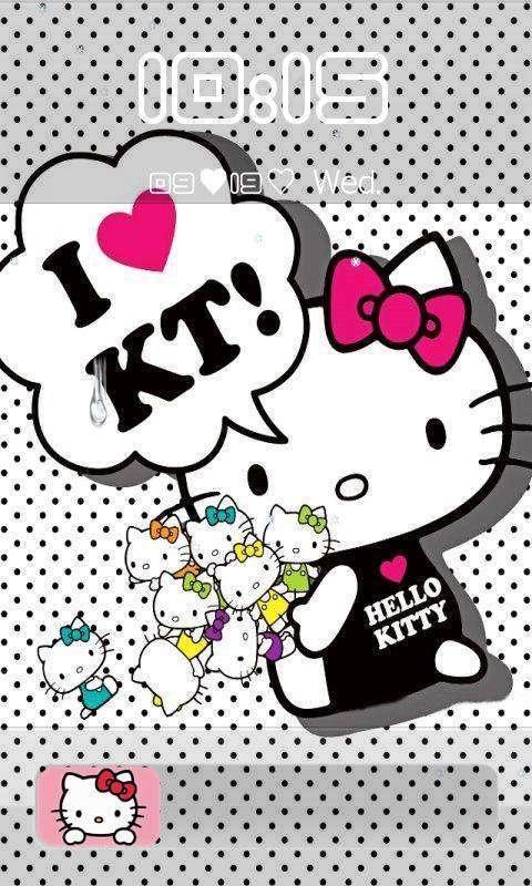 kitty主题壁纸锁屏(来自:)