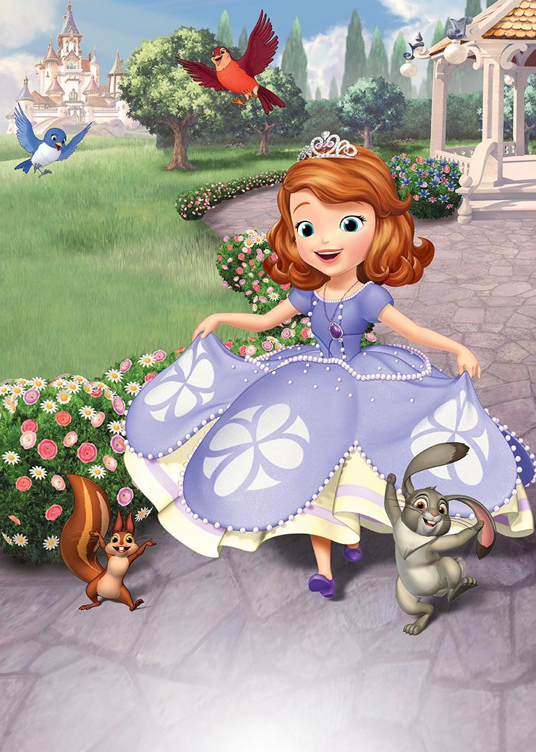 小公主苏菲亚第二季高清壁纸