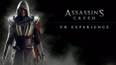 《刺客信条》电影版将推定制版VR短片 2016年底公映