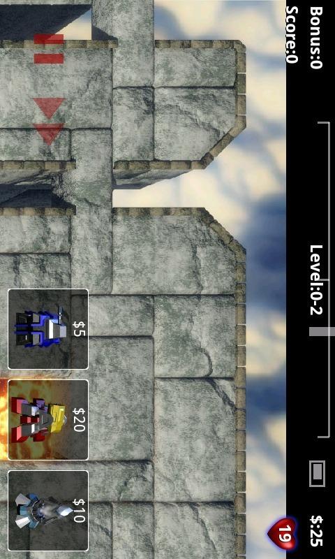 星际塔防完整版截图5