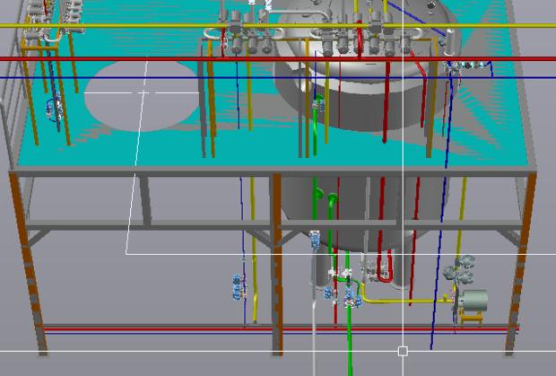 你好,我用的是CADplant3D_360v你好一个cad大太怎么办文件啊图片