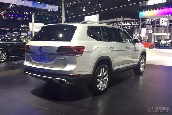 大众6座SUV新车上市途昂七座报价及图片尺寸配置高清图片