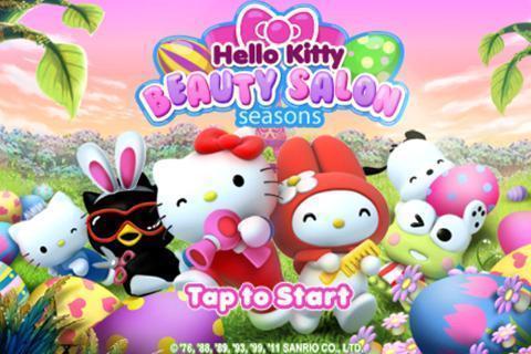 Hello Kitty美容院截图1