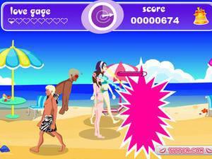 电眼美女沙滩版 电眼美女沙滩版小游戏