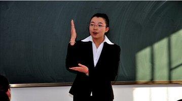 教师资格证面试,如何让语言上讨好考官