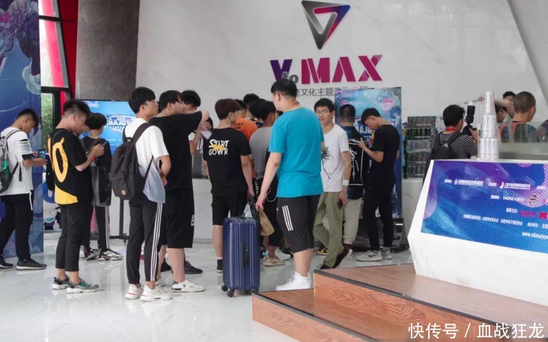 2019年ChinaJoy电子竞技大赛安徽总决赛第一日现场