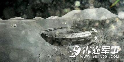 月球上的三眼女尸 - 月球上发现嫦娥尸体