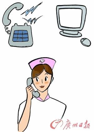 医院电话挂号
