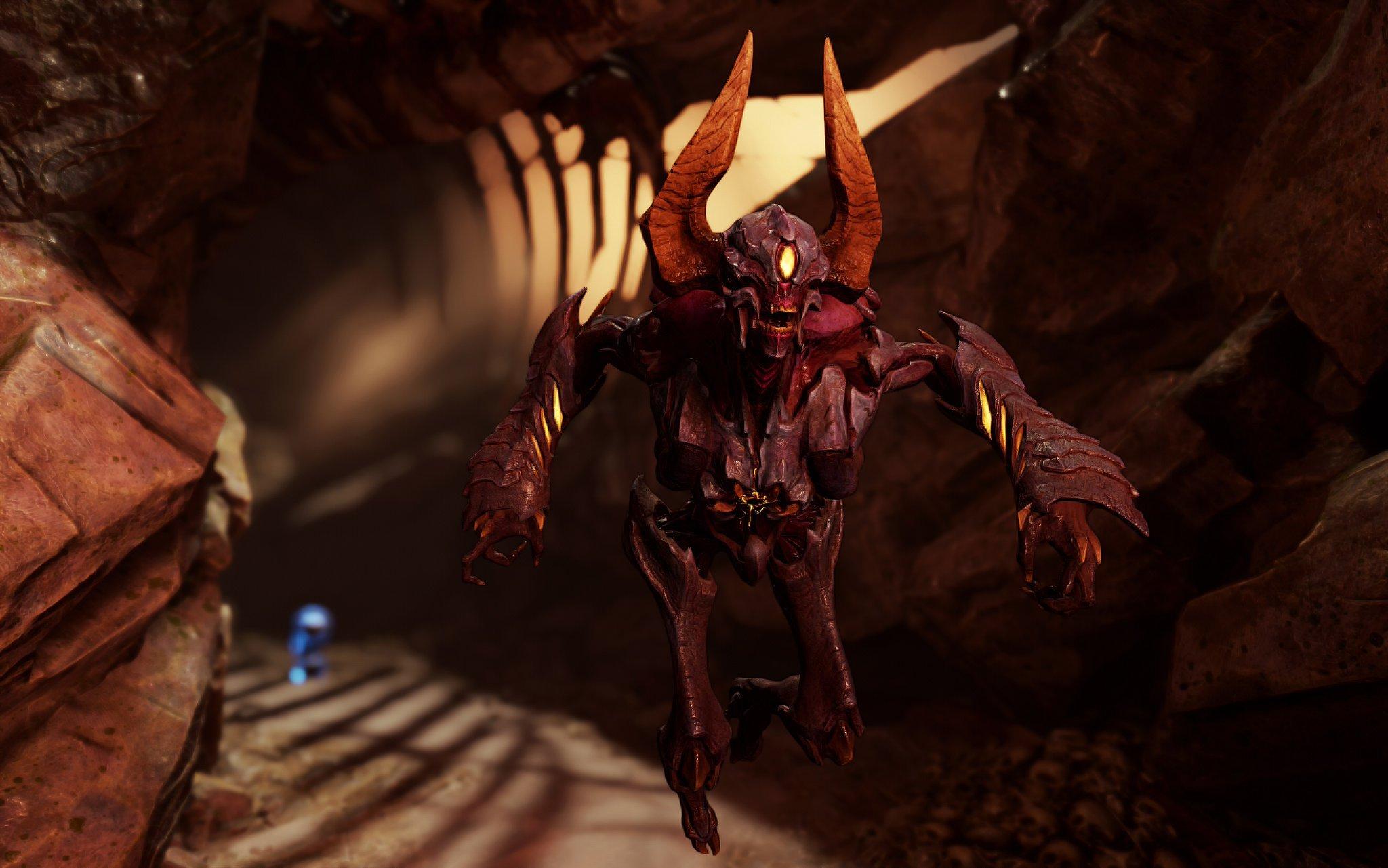 《毁灭战士4》付费DLC8月推出