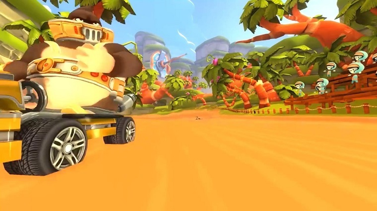 《卡丁车》游戏画面