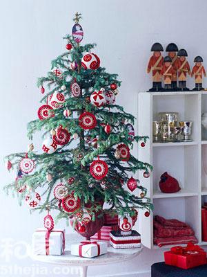 如何手工制作一棵圣诞树?