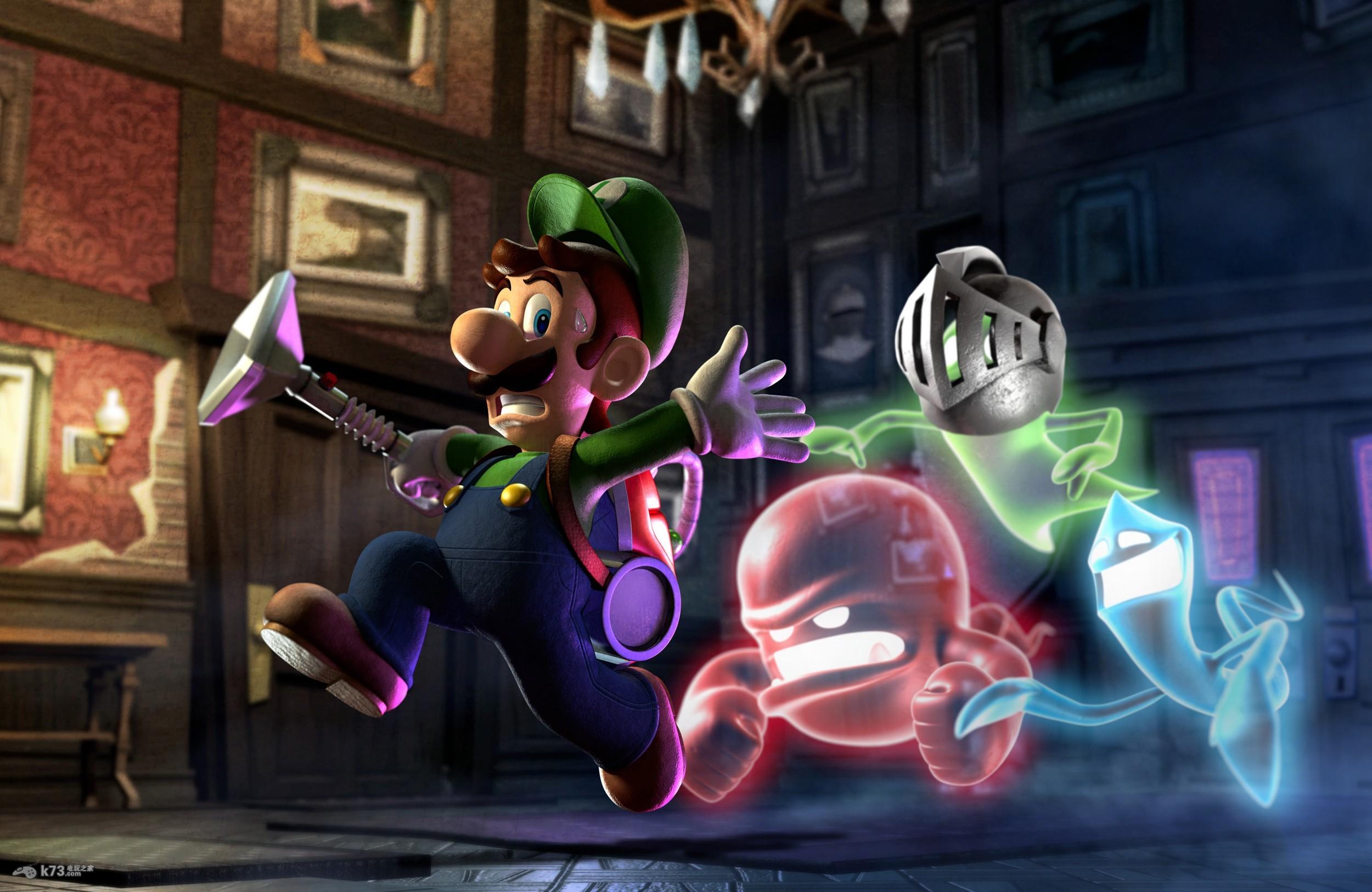 《路易的鬼屋3》被曝将在NX主机上发售